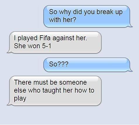 Funny sarcastic conversations