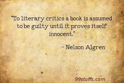 books,criticism,critics,literature,writing