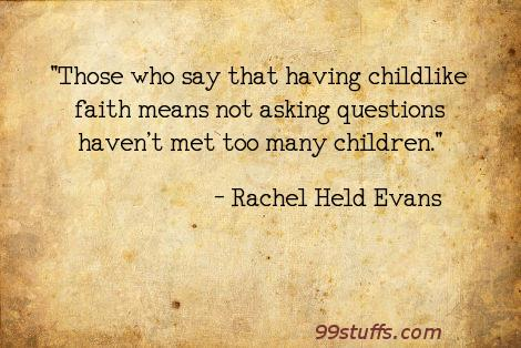 children,faith,questions