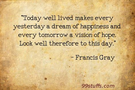 dream,happiness,hope,inspirational,today,tomorrow