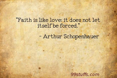 faith,love