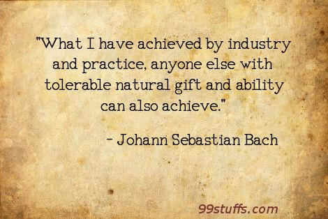 bach,music,practice,success