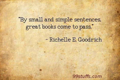 author,books,richelle,storytelling,writers,writing