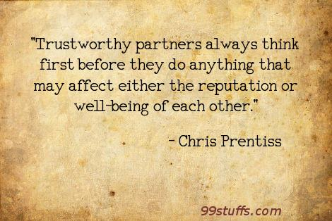 relationships,trustworthy