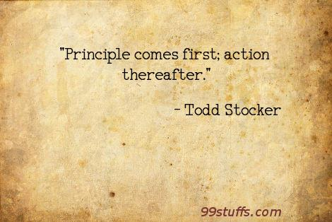action,first,integrity,motivational,principle
