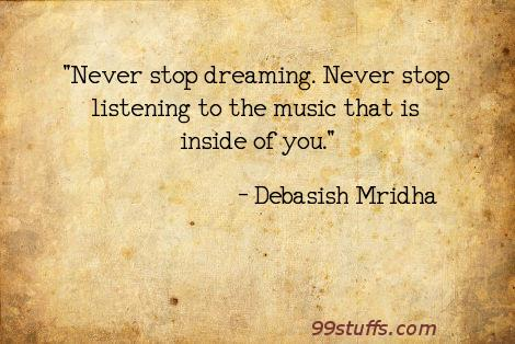 dreaming,dreams,inspirational,music,philosophy,quotes