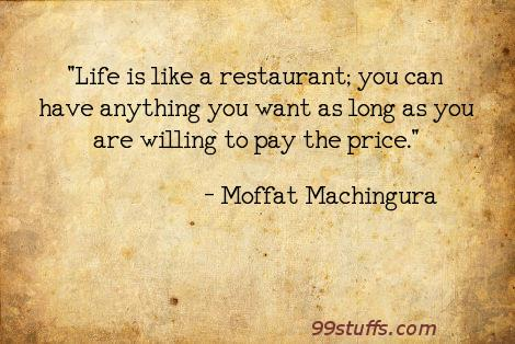 anything,diligence,life,restaurant,restaurants,success