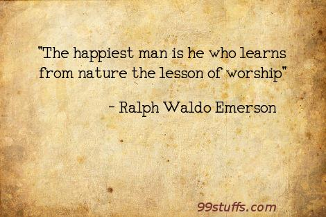 happiness,lessons,nature,worship