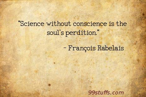 conscience,science