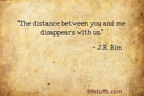 distance,quotes,relationships,us