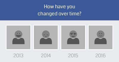 How have you changed over time?