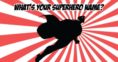 If you were blessed to be a superhero, who would you be?