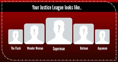 What does your Justice League look like?