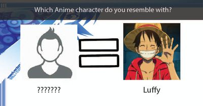 Which Anime character do you resemble with?