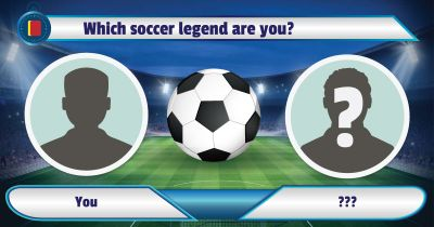 Which soccer legend are you?