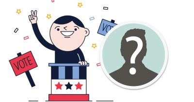 Which friends would vote for you in the presidential election?