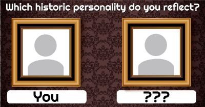 Which historical personality are you?