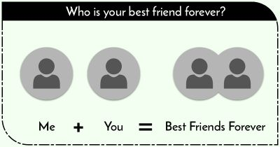 Who is your best friend forever?