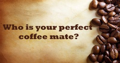 Who should you ask for a coffee date?