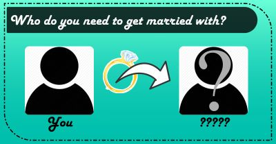 Who should you get married to?